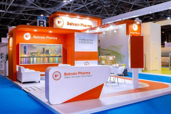 Bahrain Pharma | CpHI Stand