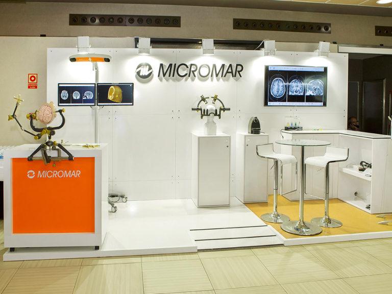 Stands para ferias | Empresa Micromar