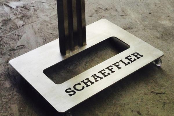 Schaeffler | Mueble TV Corporativo