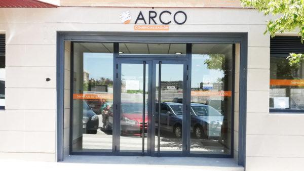 Rotulación Comercial   Local Arco