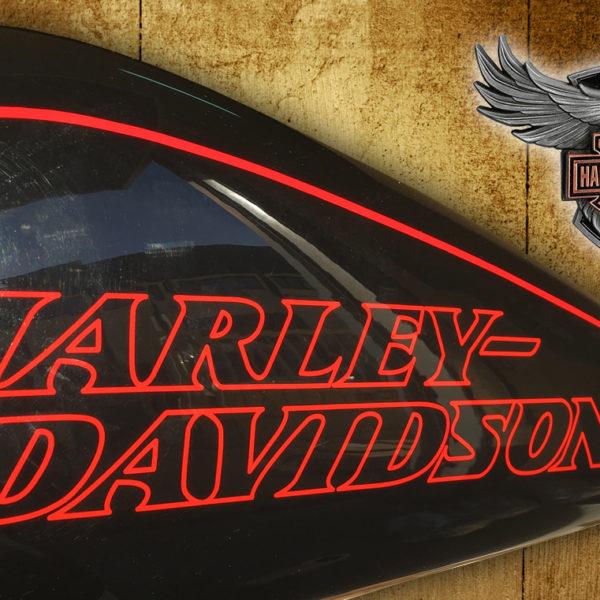 Reforma de oficina Harley Davidson